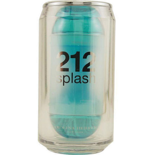 212 Splash by Carolina Herrera 2 oz EDT for Women