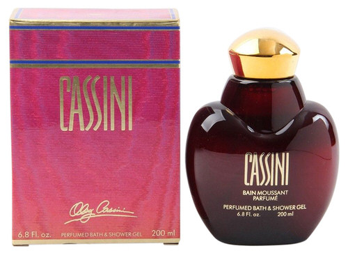 Cassini by Oleg Cassini 6.8 oz Bath & Shower gel