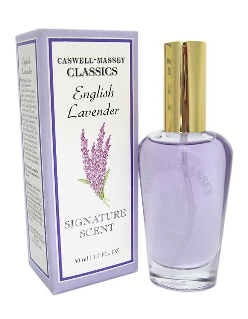 Caswell Massey English Lavender Signature Scent 1.7 oz EDP