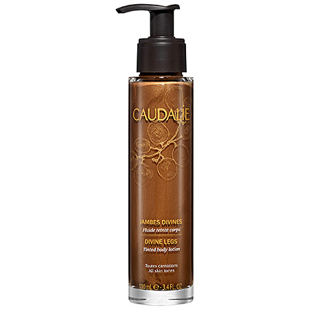 Caudalie Divine Legs Tinted Body Lotion, 3.4 oz / 100ml