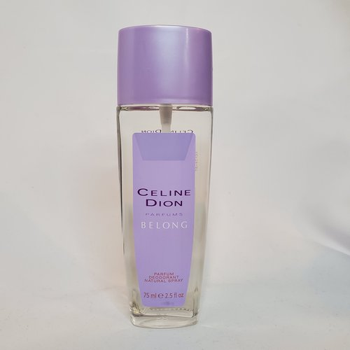 Celine Dion Belong 2.5 oz parfum deodorant spray