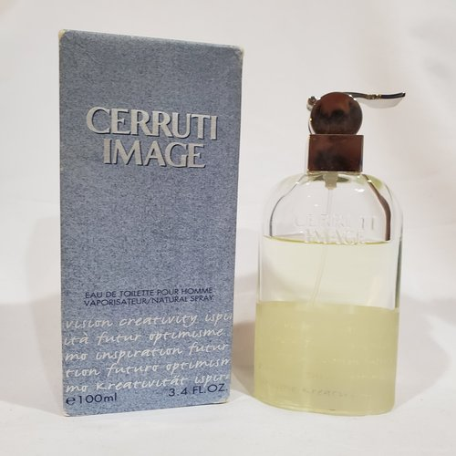 Image by Nino Cerruti 3.4 oz EDT 80% full for men