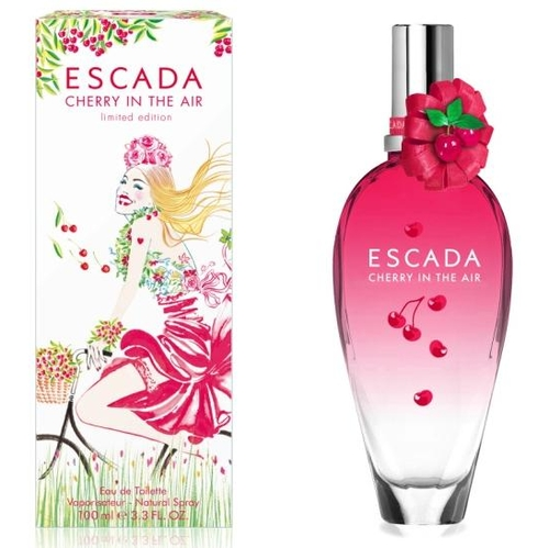 Cherry in The Air by Escada 3.3 oz EDT for women