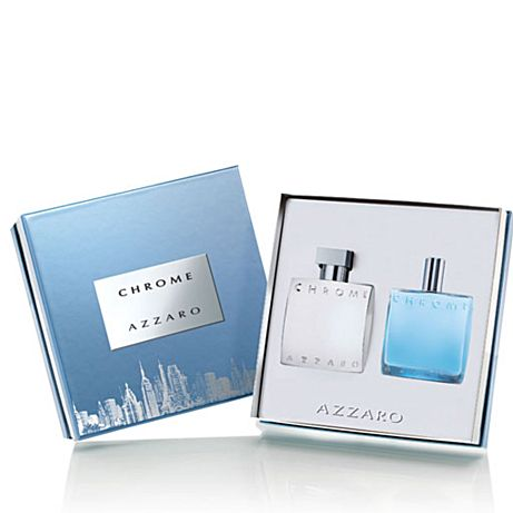 Chrome by Azzaro 2 Pc Gift Set for Men