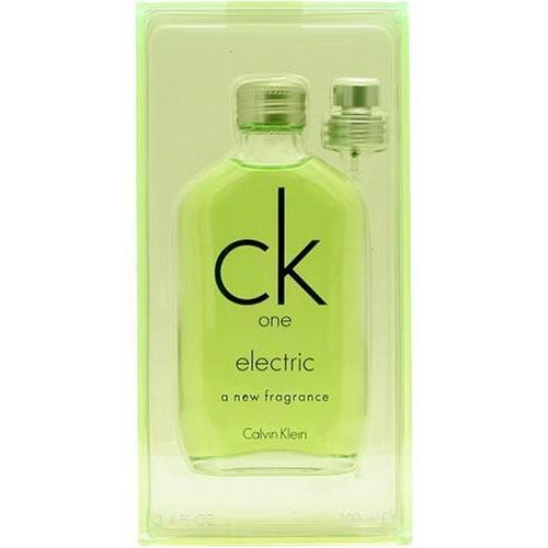 Ck One Electric by Calvin Klein 3.4 oz EDT