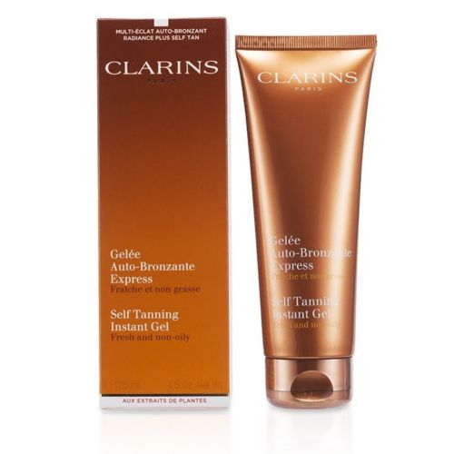 Clarins Self Tanning Instant Gel, 4.5 oz / 125ml