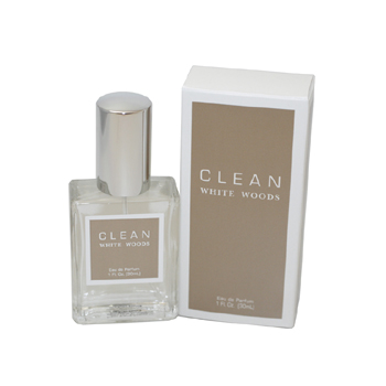 Clean White woods 1 oz EDT