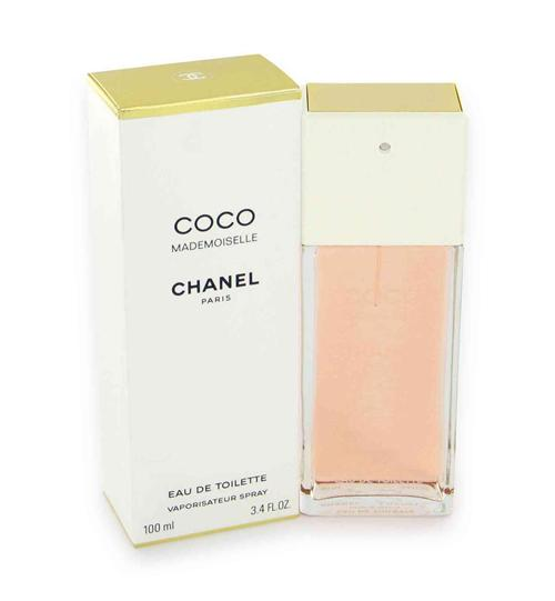 Coco Mademoiselle by Chanel 1.7 oz EDT Refillable UNBOX