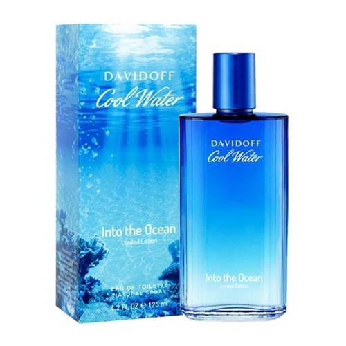 Cool Water Into The Ocean by Davidoff 4.2 oz EDT for men