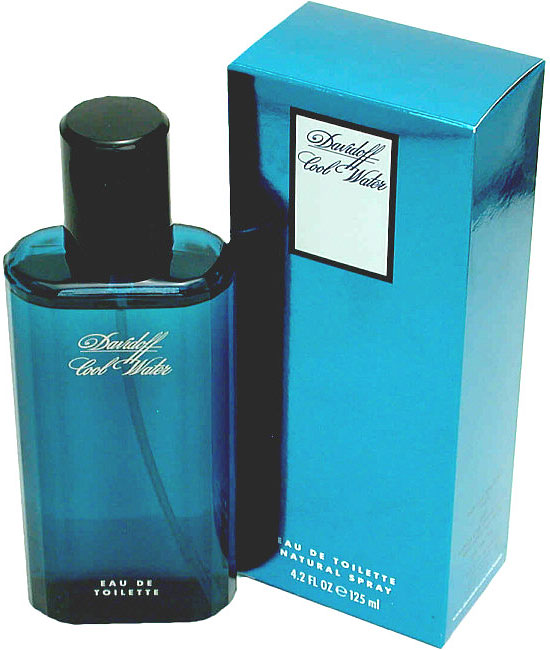 Cool Water by Davidoff 2.5 EDT for Men