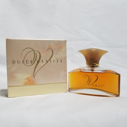 Dulce Vanilla by Coty 1.7 oz cologne for women