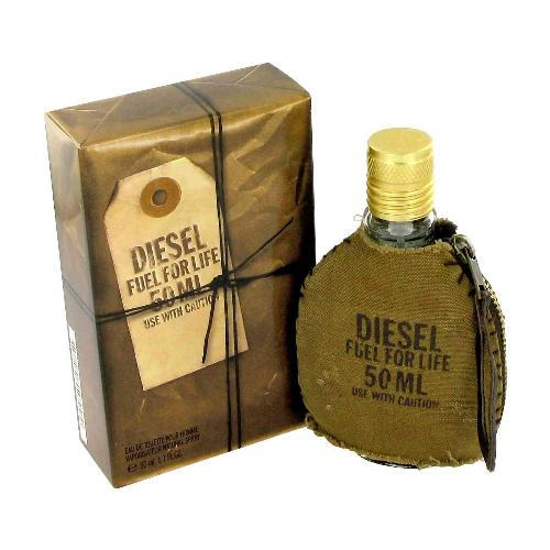 Diesel Fuel For Life by Diesel 1.7 oz EDT for Men