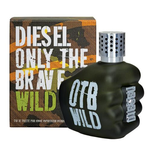 Only The Brave Wild by Diesel 4.2 oz EDT for men