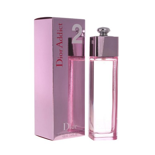 Dior Addict 2 by Christian Dior 3.4 oz EDT for Women