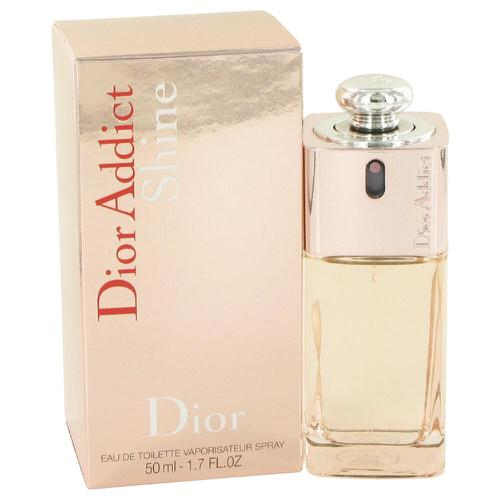 Dior Addict Shine by Christian Dior 1.7 oz EDT for Women