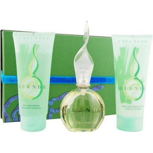 Duende by Jesus Del Pozo 3 piece gift set for women