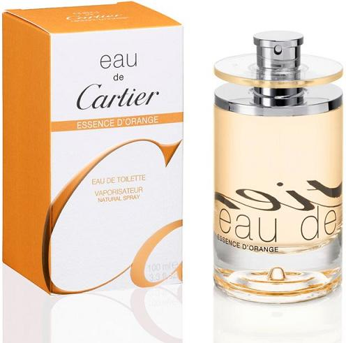 Eau de Cartier Essence d`Orange 6.7 oz EDT for men & women