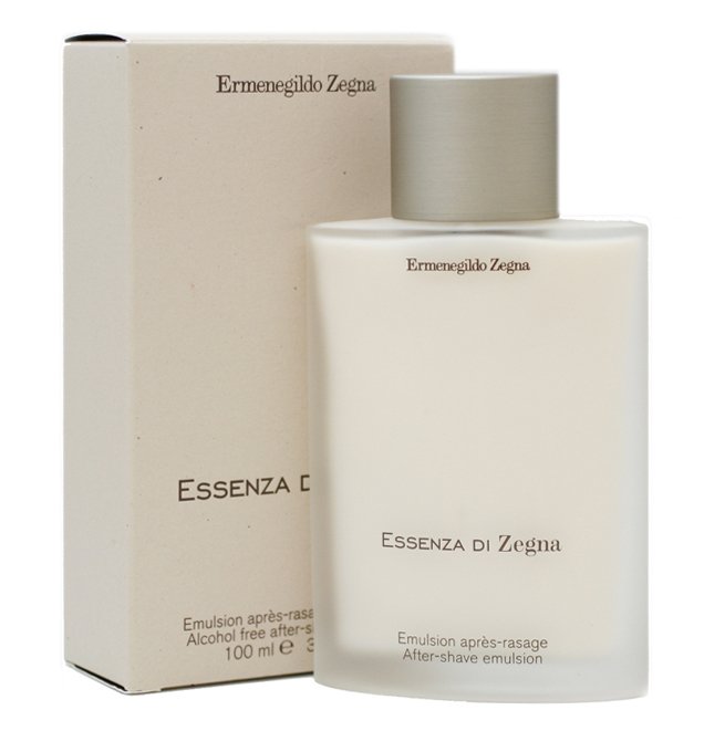 Essenza Di Zegna 3.3 oz after shave balm tester