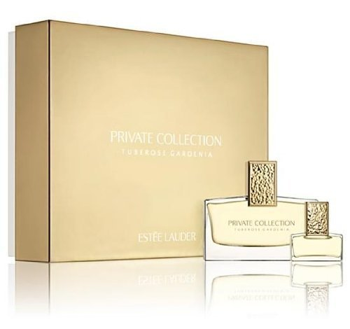 Estee Lauder Private Collection Tuberose Gardenia 2 pc gift set