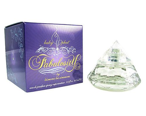 Baby Phat Fabulosity by Kimora Lee Simmons 1.7 oz EDP unbox