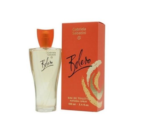Bolero by Gabriela Sabatini 3.4 oz EDT tester for women