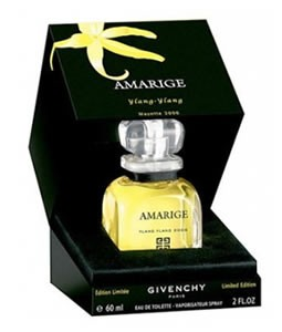 Givenchy Amarige Recolte 2008 Harvest Ylang Ylang 2 oz EDP
