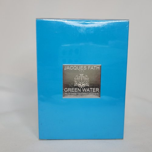 Green Water by Jacques Fath 1.7 oz EDT for men