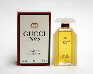 Gucci #3 by Gucci 1 oz EDT UNBOX for Women