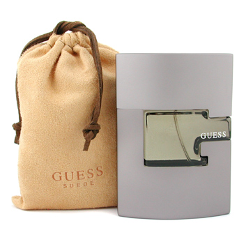 Guess Suede by Guess 2.5 oz EDT Unbox for men