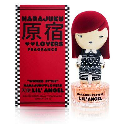 Harajuku Lovers Wicked Style Lil' Angel 3.4 oz EDT Tester