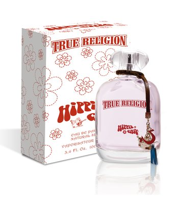 True Religion Hippie Chic 3.4 oz EDP unbox for women
