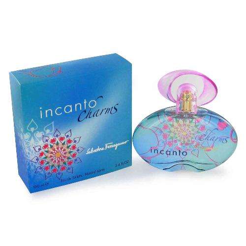 Incanto Charms by Salvatore Ferragamo 3.4 oz EDT Tester