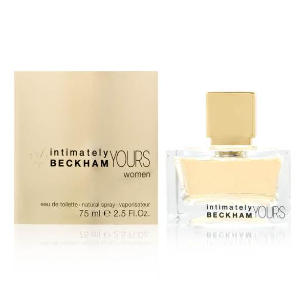 Intimately Beckham Yours By David Beckham 25 Oz Edt For Women Om