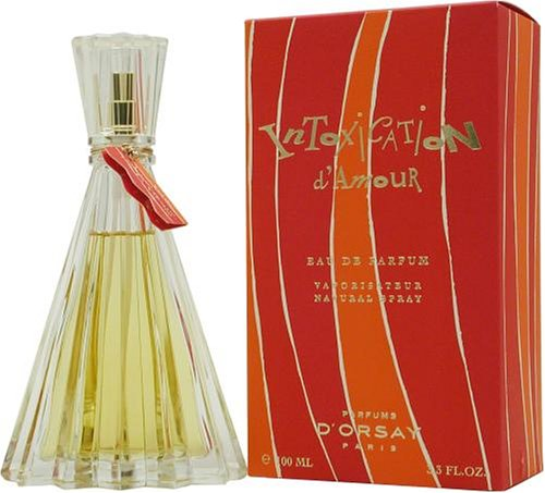 Intoxication D'amour by D'Orsay 3.3 oz EDP for women