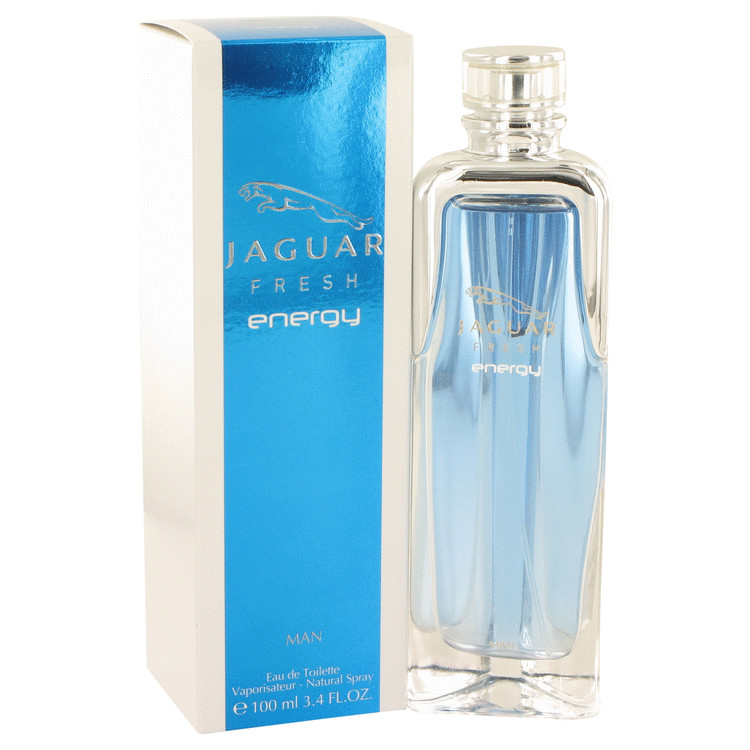 Jaguar Fresh Energy 3.4 oz EDT for men