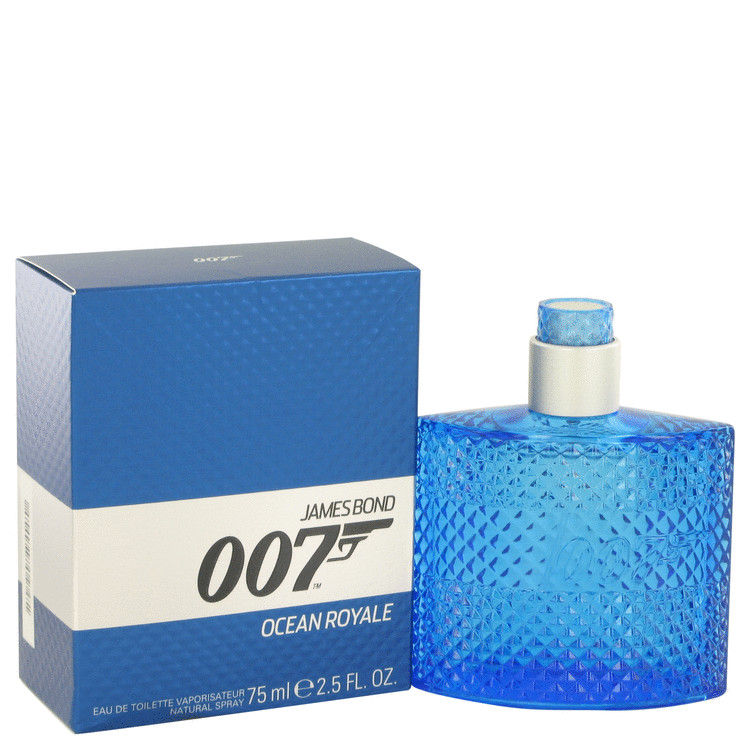 007 Ocean Royale by James Bond 2.5 oz EDT for men