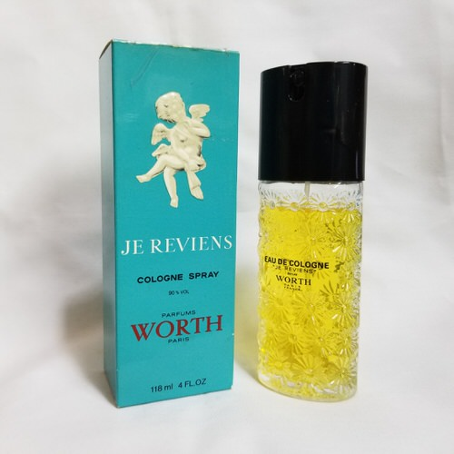 Je Reviens by Worth 4 oz Cologne for women