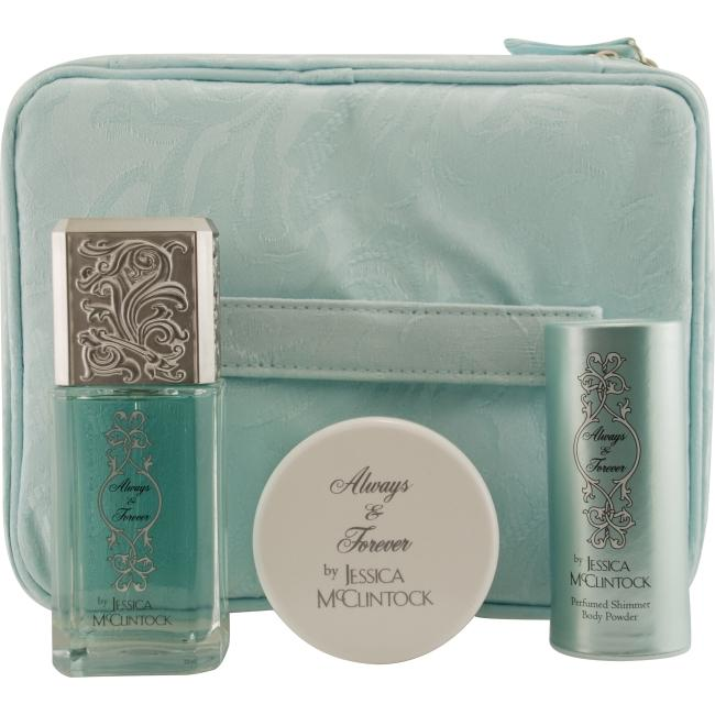 Always & Forever by Jessica McClintock 3 pc gift set for women