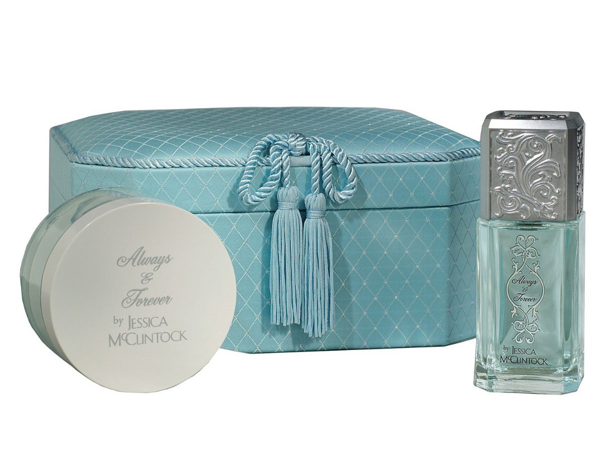 Always & Forever by Jessica McClintock 2 pc gift set for women