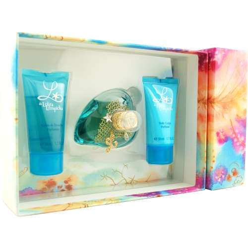 L De Lolita Lempicka 3 piece gift set for women