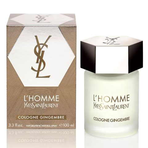 Yves Saint Laurent L'Homme Cologne Gingembre 2 oz for men