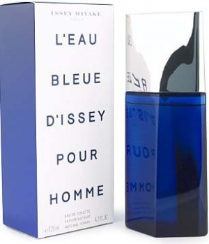 L'eau Bleue D'issey Pour Homme by Issey Miyake 4.2 oz EDT