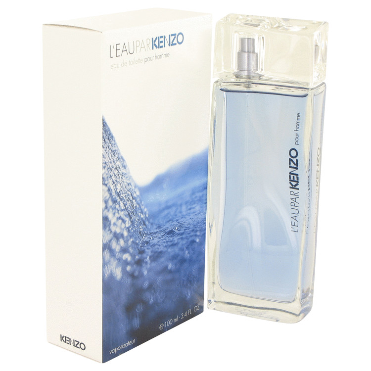 L'eau Par Kenzo Pour Homme 3.4 oz EDT for Men