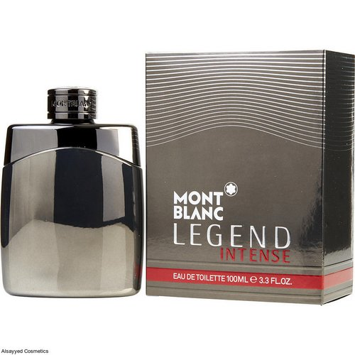 Mont blanc Legend Intense 3.4 oz EDT tester for men