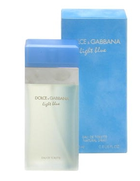 D & G Light Blue By Dolce & Gabbana 3.4 oz EDT Tester for Women