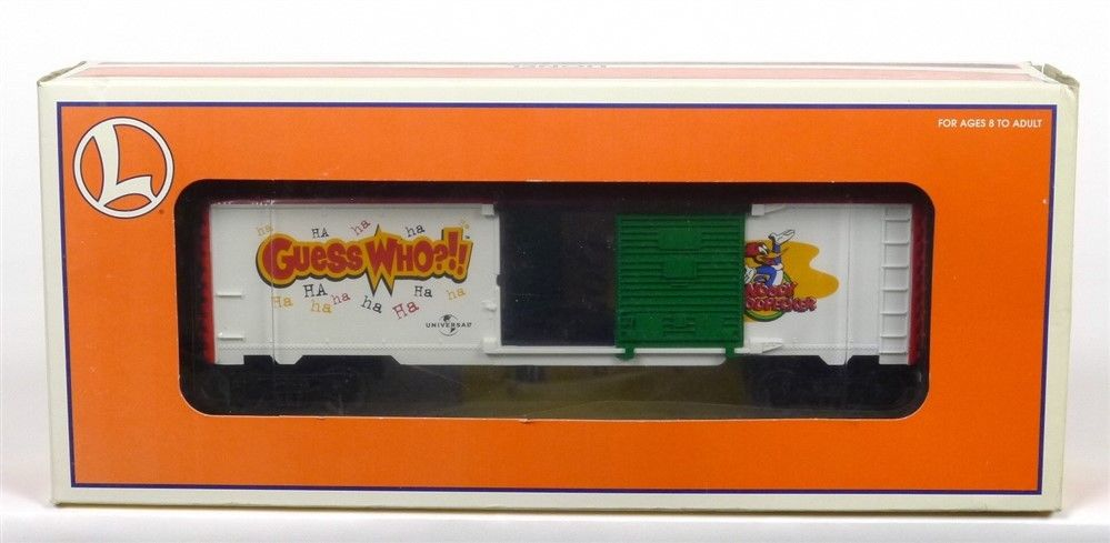 Lionel 6-26244 Woody Woodpecker Box Car