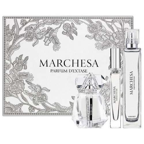 Marchesa Parfum d'Extase 1 oz EDP giftset for women