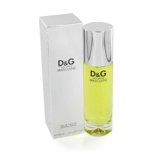 Masculine by Dolce & Gabbana 3.4 oz EDT for Men