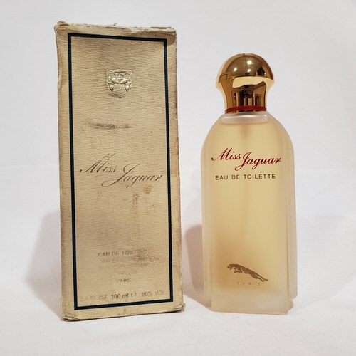 Miss Jaguar by Jaguar 3.4 oz EDT for women