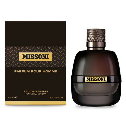 Missoni Parfum Pour Homme 3.4 oz EDP tester for men